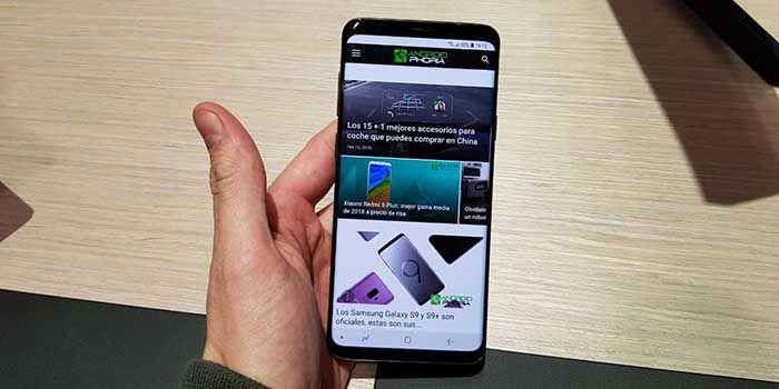 Galaxy S9 Androidphoria