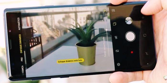 Galaxy S9 Google Cam