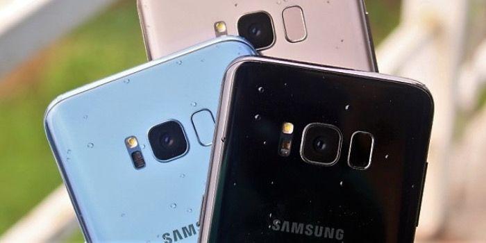 Galaxy S9 dos modelos