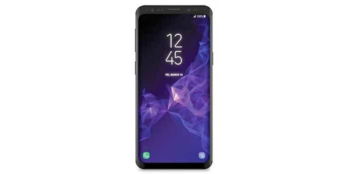 Galaxy S9 prueba