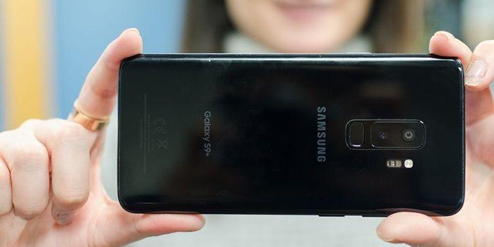 Galaxy S9 recibe modo noche