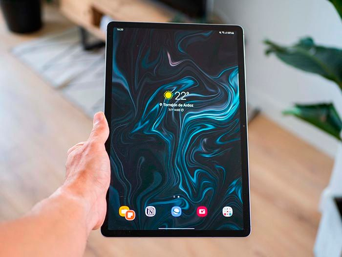 Galaxy Tab S7 FE potencia