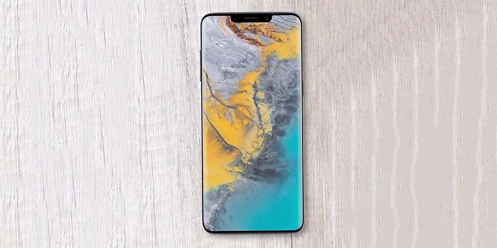 Galaxy X con notch