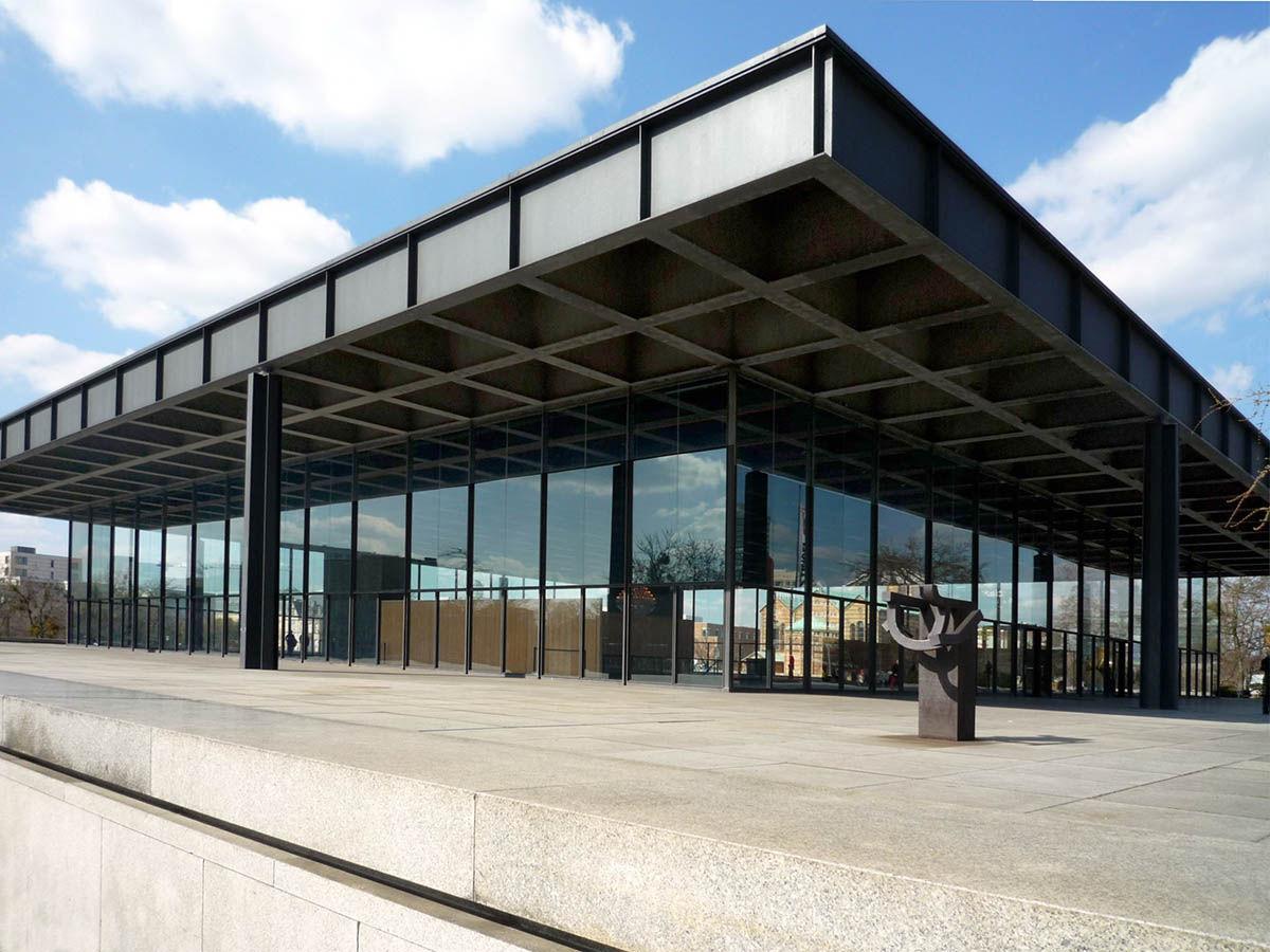 Galeria Nacional de Berlin online