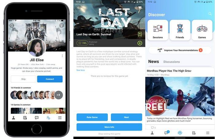 GameTree app para Android