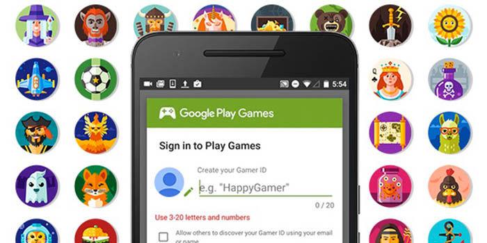 Gamer ID Google