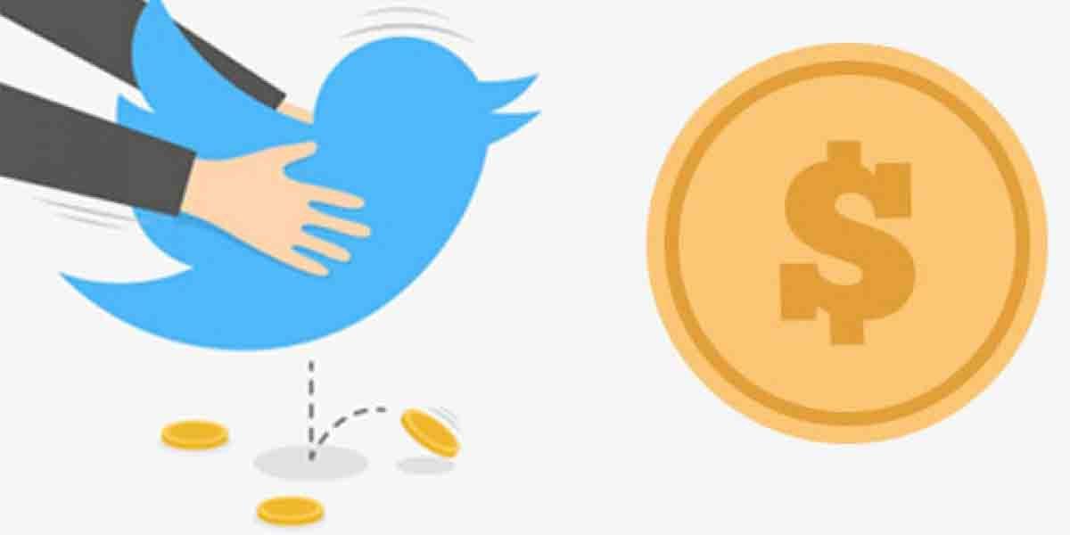 Ganar dinero Twitter Blue