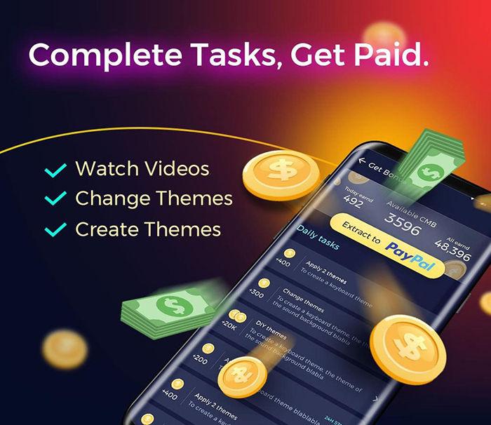 Ganar dinero con Cheetah para Android