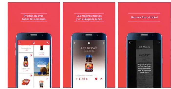 Ganar dinero con GELT para Android
