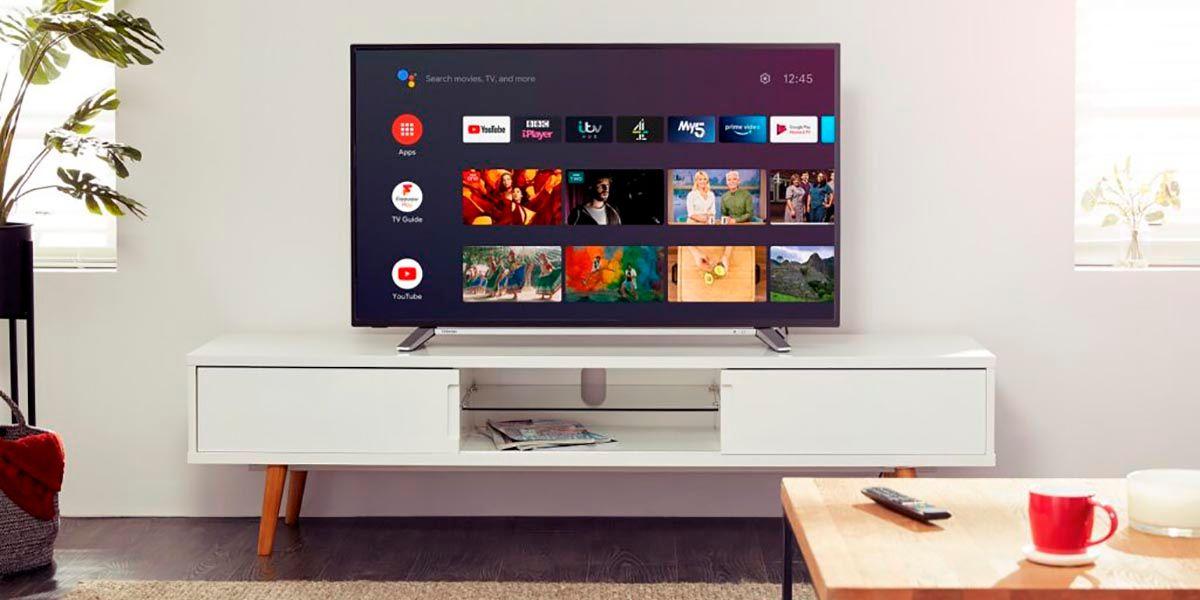 Ganar espacio en Android TV eliminando cache