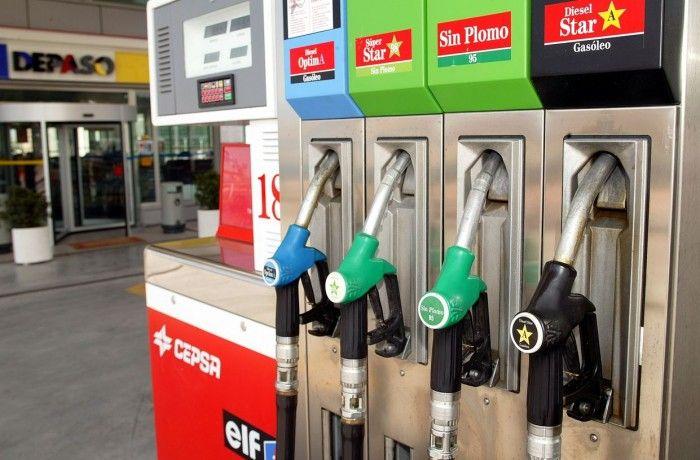 Gasolineras cercanas a mi ubicacion