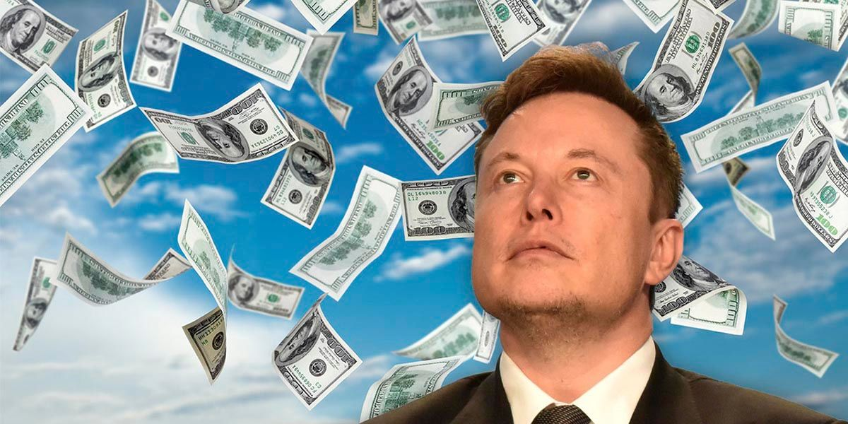 Gastar fortuna de Elon Mask juego Android