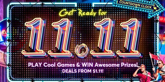 GearBest 11-11 juegos descuentos