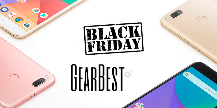 GearBest Black Friday descuentos moviles