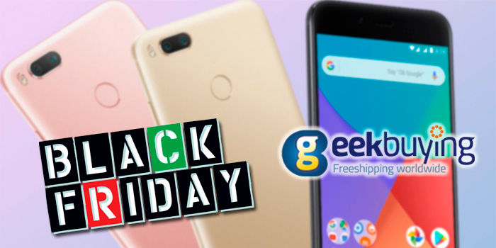 Geekbuying Black Friday Xiaomi