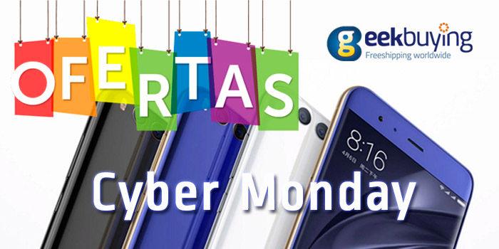 Geekbuying ofertas Cyber Monday