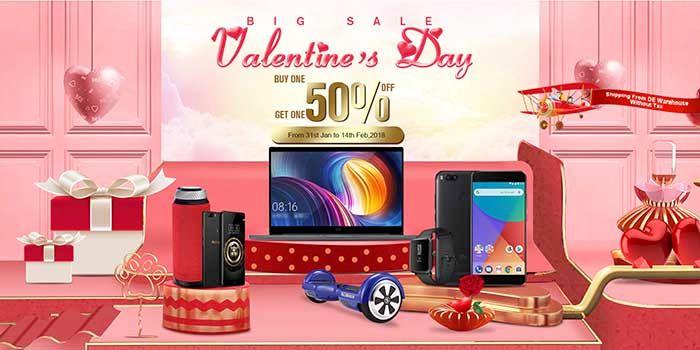 Geekmaxi San Valentin 2018
