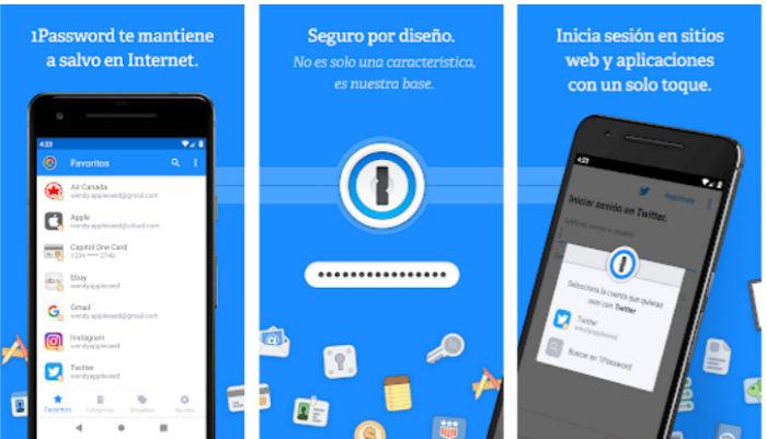 Gestores de contraseñas para tu movil Android