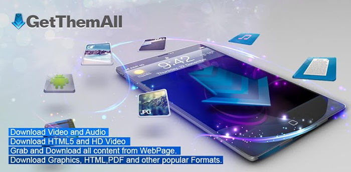 GetThemAll para Android