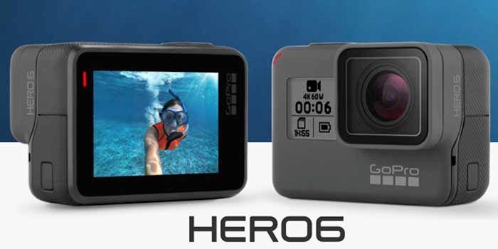 GoPro Hero 6 oficial