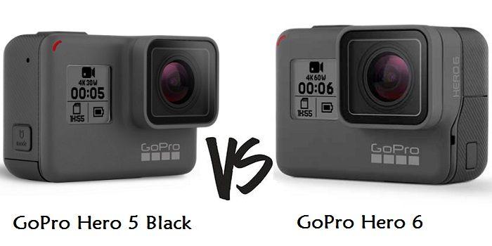 GoPro comparativa