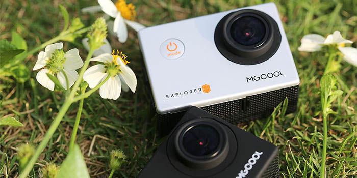 GoPro de MGCool muy barata