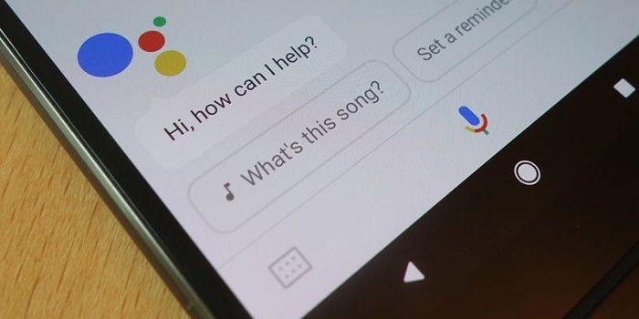 Google Assistant CES 2018