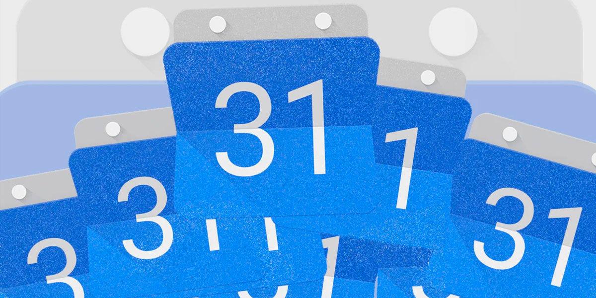 Google Calendar compartir otras cuentas