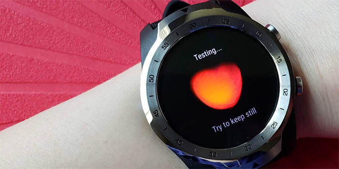 Google Fit en un smartwatch