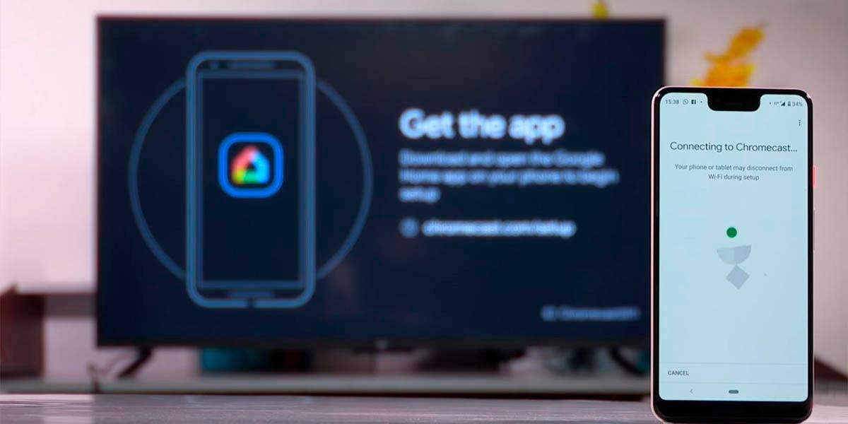 Google Home, la app para administrar tu chromecast y domótica de tu casa