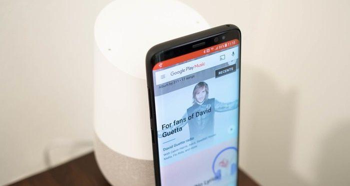 Google Home no reproduce música