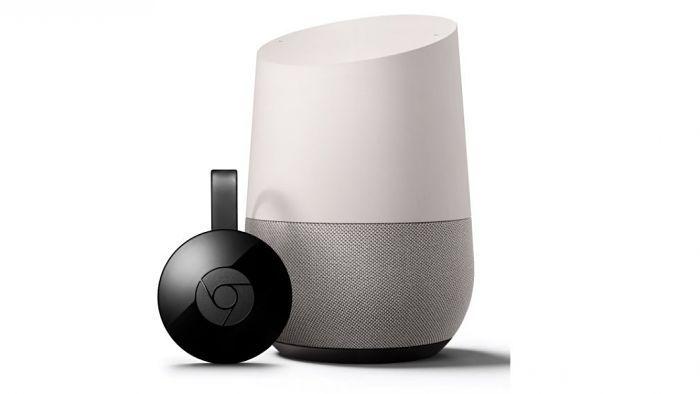 Google Home y Chromecast
