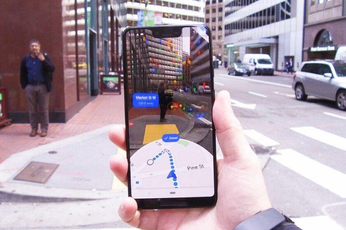 Google Maps RA 3