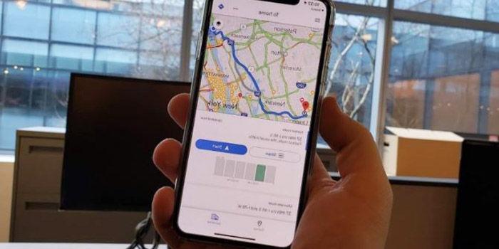 Google Maps compartir ubicacion