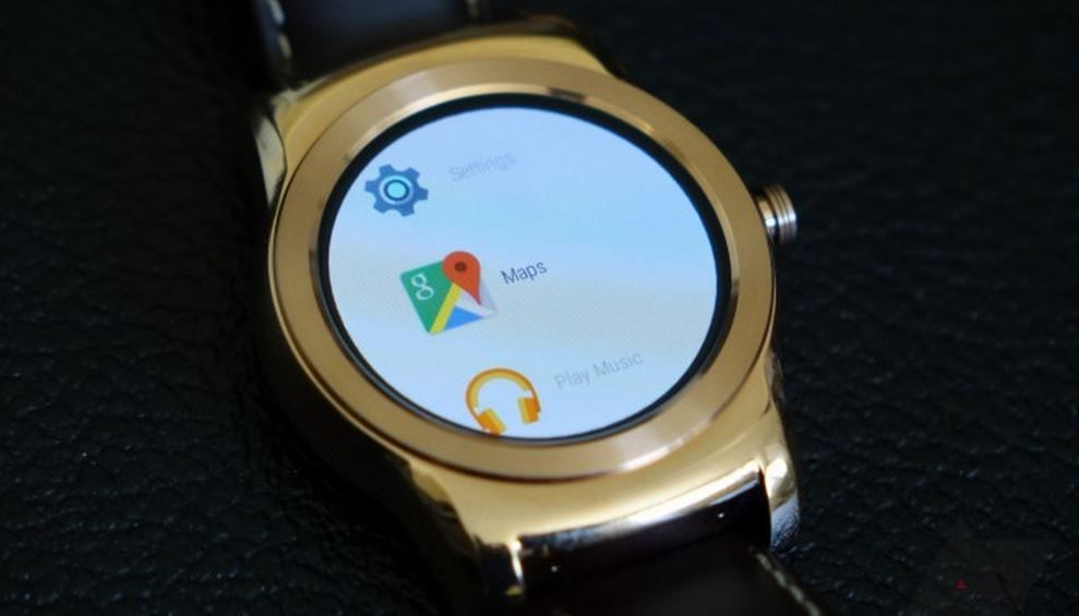 Google Maps en Android Wear