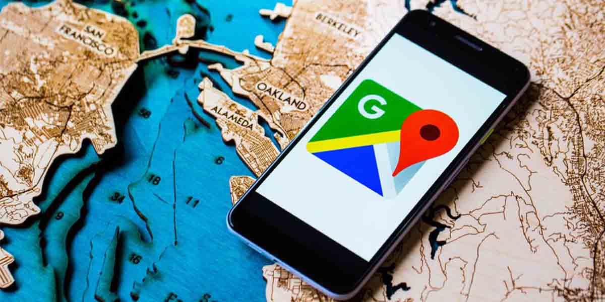 Google Maps función gastar menos combustible