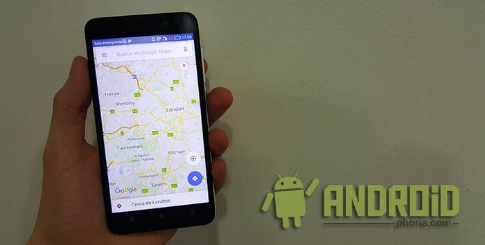 Descargar Google Maps 9.17.1 APK