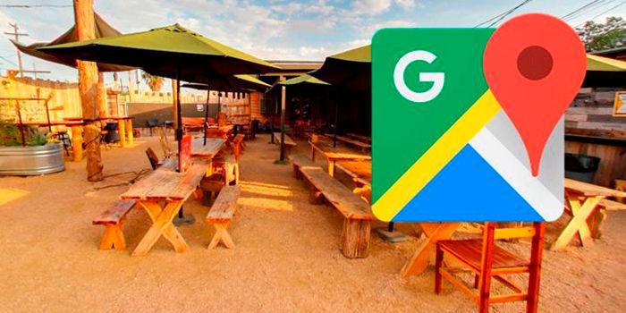 Google Maps se actualiza y ahora recomienda restaurantes