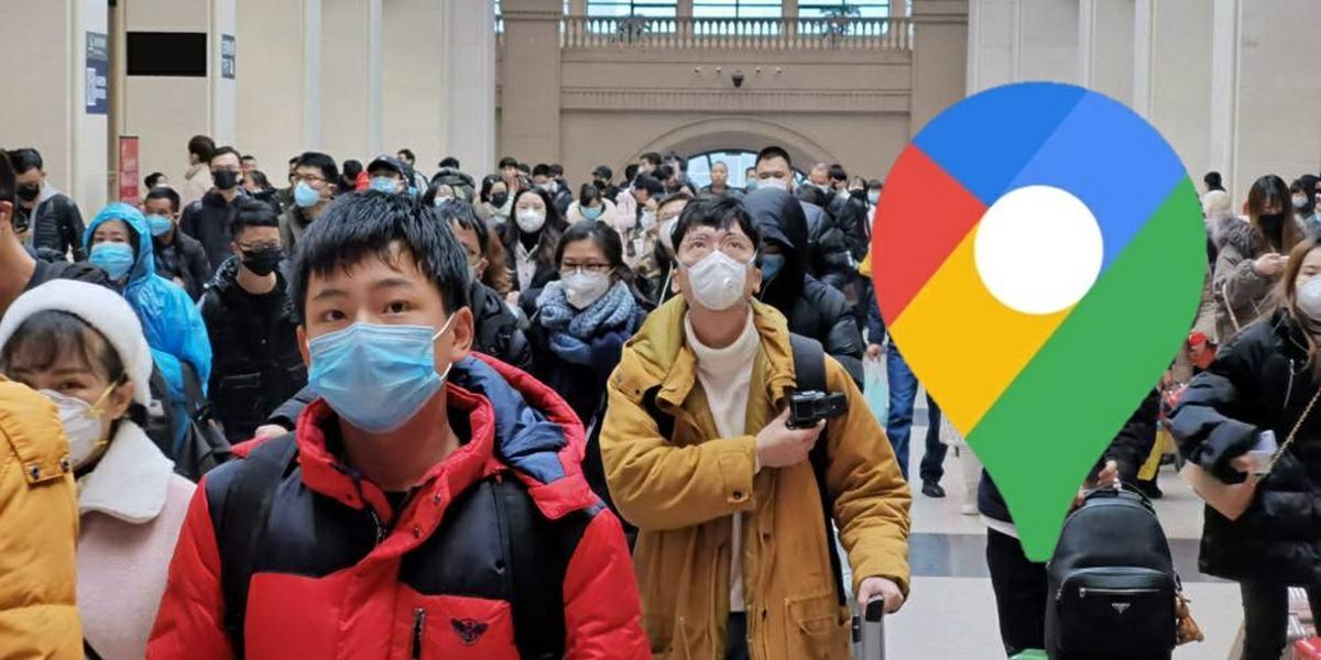 Google Maps te ayudara a saber si las empresas han cerrado por el coronavirus
