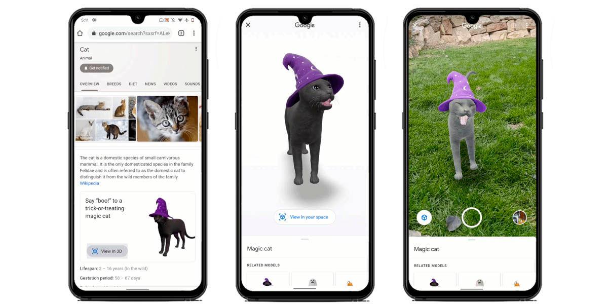 Google Moodle Halloween 2020