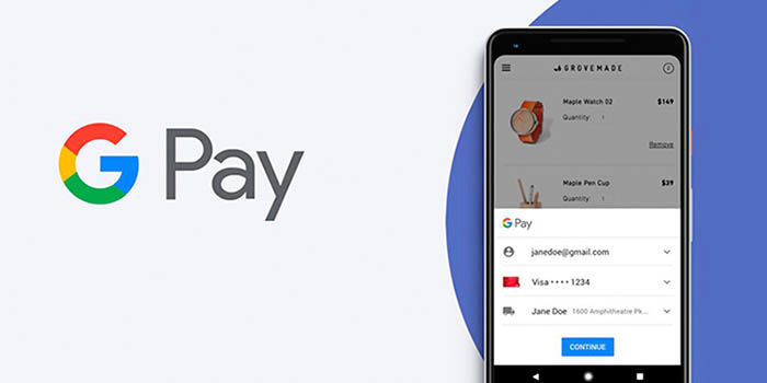 Google Pay disponible Chile