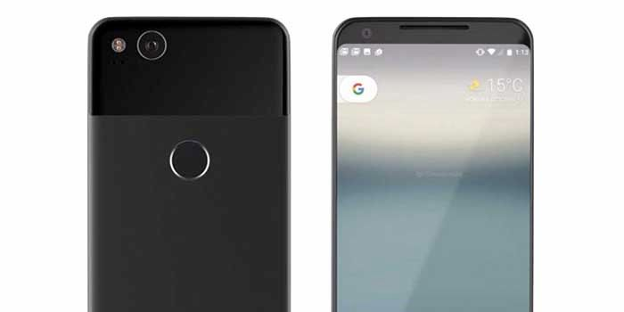 Google Pixel 2 XL Filtraciones