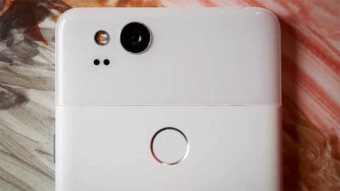 Google Pixel 2 blanco