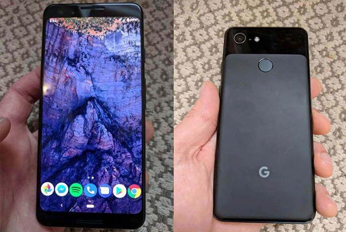 Google Pixel 3 imagen real