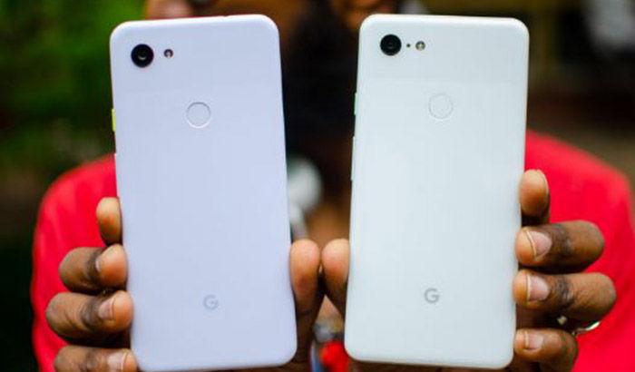 Google Pixel 3 y 3a