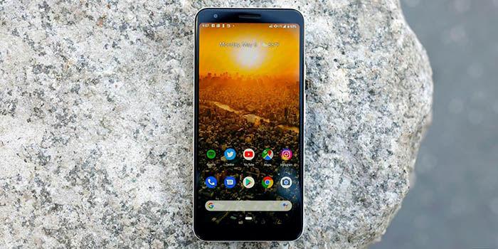 Google Pixel 3a fabricante