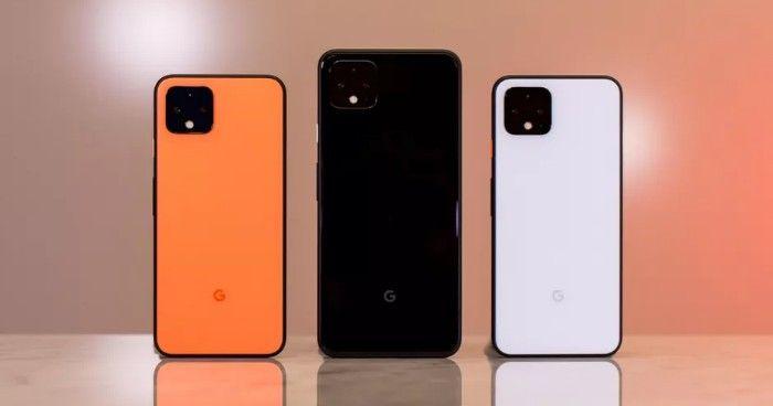 Google Pixel 4 camaras