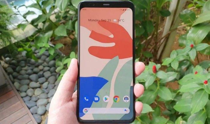 Google Pixel 4 estreno