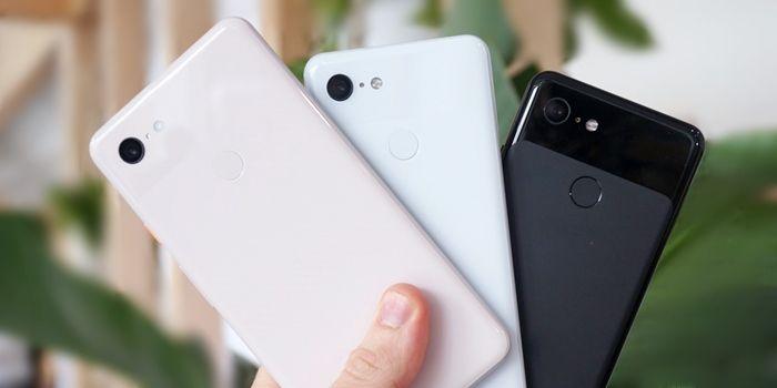 Google Pixel 4 y 4 XL caracteristicas