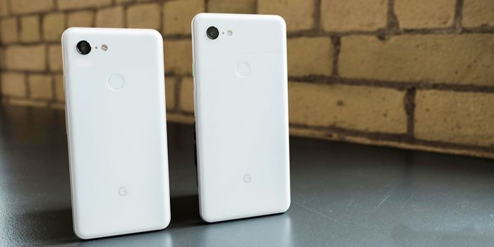 Google Pixel 4 y 4 XL